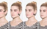 如何根据不同脸型画腮红图解示范画法