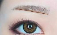 图解眉毛怎么化才自然又好看