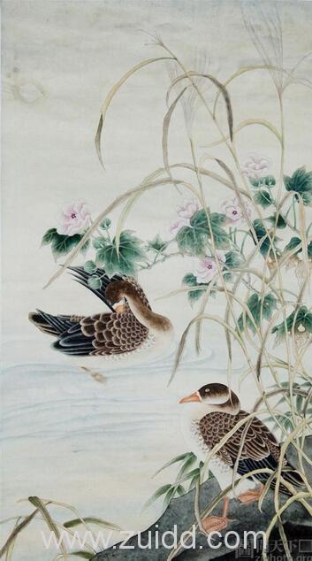 汪玉婷和她的作品